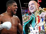 Eddie Hearn says showdown between Anthony Joshua and Tyson Fury should be signed within weeks