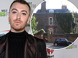 Sam Smith steps up security at their £12million mansion after being burgled TWICE in just one year