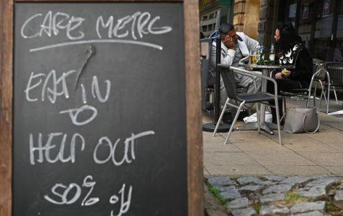 While You 'Eat Out To Help Out', This Is The Reality For Waiting Staff