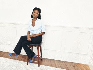 Meet the woman on a mission to inspire the next female leaders