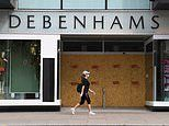 Debenhams announces that 50 of its English stores will reopen on June 15