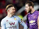 Jack Grealish's agent hints at Aston Villa exit with Manchester United weighing up £50m move