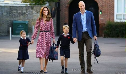 Kate gets three weeks off from homeschooling Prince George and Princess Charlotte