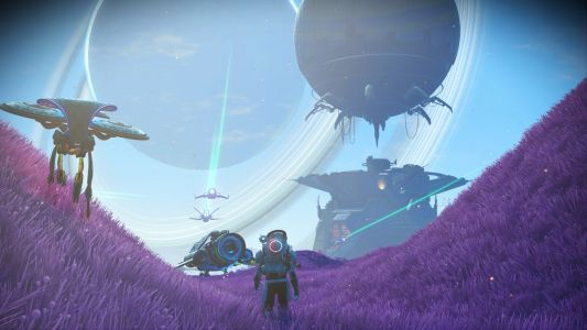"""No Man's Sky gets a massive new update, """"doubles the variety in the game"""""""