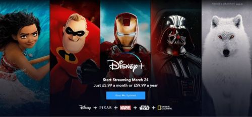 Disney Plus: UK Release, Price, Films And Everything Else You Need To Know