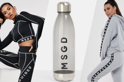 Missguided release new gym wear collection for post lockdown workouts