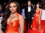NTAs 2020: Jesy Nelson flaunts enviable figure in corset dress