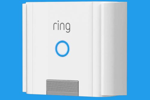 The Ring Doorbox is an unexpected guest - but what is it?