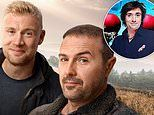 Paddy McGuinness and Freddie Flintoff to present new series of Total Wipeout