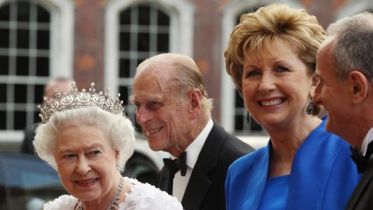 Prince Philip was on 'a mission to heal' when he visited Republic, says Mary McAleese