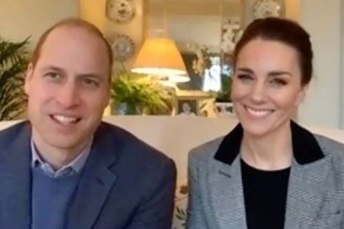 Prince William 'really worries' about toll Covid takes on NHS frontline workers