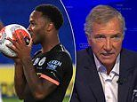 'He would be welcomed anywhere': Graeme Souness hails 'real deal' Raheem Sterling