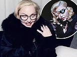 Madonna is back to her iconic 'Blonde Ambition' hair as she teases concert film for Madame X tour