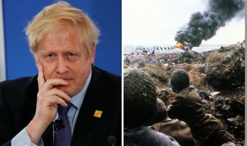Admiral issues Boris Johnson chilling Falklands warning over Royal Navy capability