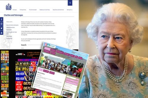 Royal Family website blunder sending visitors to Chinese porn instead of charity