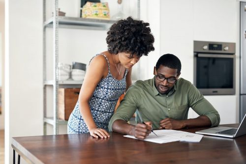 Short-term life insurance is temporary coverage until you can afford a longer-term option