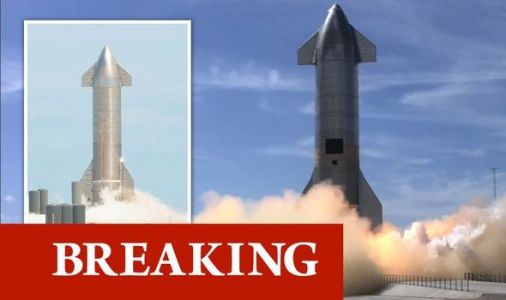 SpaceX Starship launch ABORTED: Starship SN10 scrubs launch attempt seconds after ignition