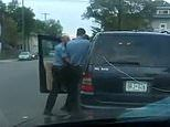 New video shows George Floyd being dragged out of his car