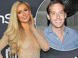 Paris Hilton debuts her new relationship with investor Carter Reum at Golden Globes after-party