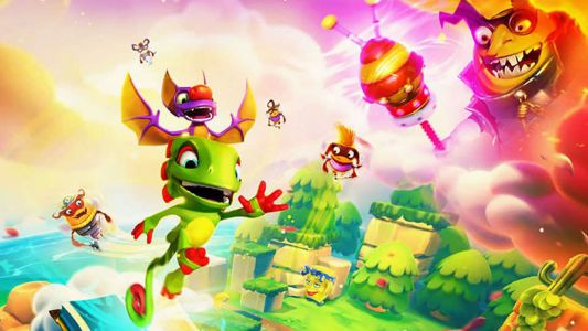 You can beat Yooka-Laylee and the Impossible Layer in its free demo - but only if you're good