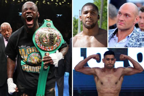 2.00pm Boxing news: Wilder in talks with Joshua, Fury and Ortiz win announcement in 'two weeks' Whyte snubbed by AJ and Khan has to 'commit' to training out of camp