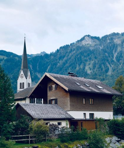 Lessons in architecture learnt in Vorarlberg