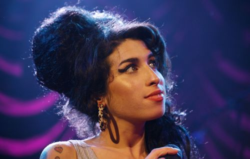"""Amy Winehouse biopic at """"script stage"""" and could be released """"in a year or two"""""""