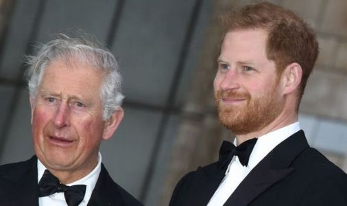Prince Harry's series with Oprah Winfrey gets surprise endorsement from Prince Charles