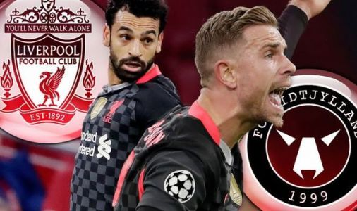 Liverpool vs FC Midtjylland LIVE: Confirmed team news and Champions League score updates