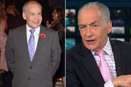 BREAKING Alastair Stewart steps down from ITV News after 'errors of judgement' on social media