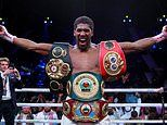 Anthony Joshua ORDERED to defend WBO title against Oleksandr Usyk after win against Andy Ruiz Jr