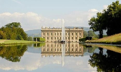 The late Dowager Duchess of Devonshire's Chatsworth House