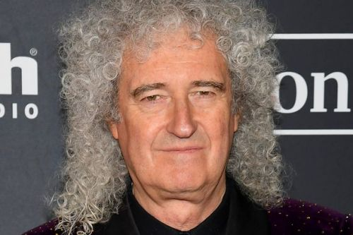 Queen's Brian May suffered heart attack after 'bizarre gardening accident'