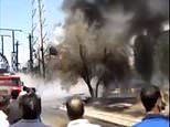 Dead mayor's denial exposes Tehran's attempt to cover up the truth behind mysterious explosion