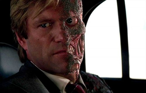 Aaron Eckhart responds to Peter Sarsgaard reportedly being cast as Harvey Dent in 'The Batman'