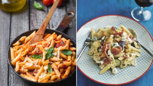 Creative but easy pasta recipes for when you get tired of pesto
