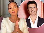 Alesha Dixon is 'hopeful' Simon Cowell will return to the BGT finals via video link amid back injury