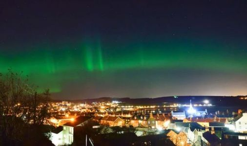 How to see the Aurora Borealis: Can you see the Northern Lights tonight from YOUR home?