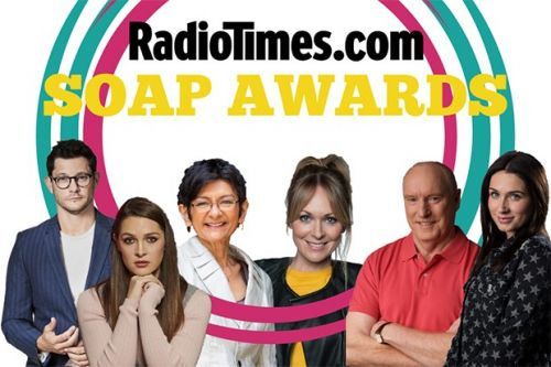 Vote for your favourite soap in the RadioTimes.com Soap Awards now