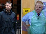 Liam Gallagher says Boris Johnson got the PM job 'because he's f***ing ugly'