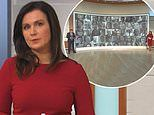 Susanna Reid and Piers Morgan pay tribute to coronavirus victims on GMB