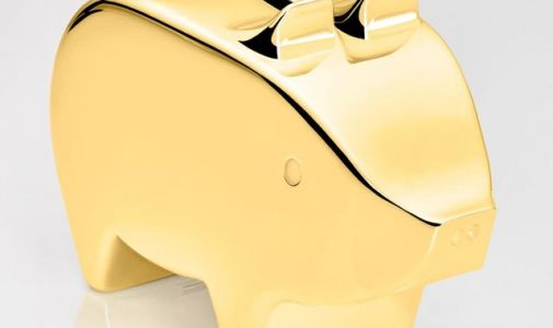 Royal Mint to sell world's most expensive gold piggy bank