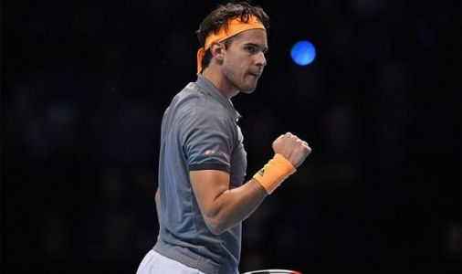 Dominic Thiem sets up Stefanos Tsitsipas ATP Finals final with Alexander Zverev win