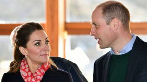 Prince William and Kate Middleton are 'stepping up more than ever before' in the Queen's absence