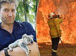 Dr Chris Brown demands the government take action on protecting the vulnerable koala population