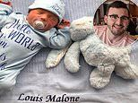 Gogglebox's Shaun Malone shares adorable first photograph of baby Louis