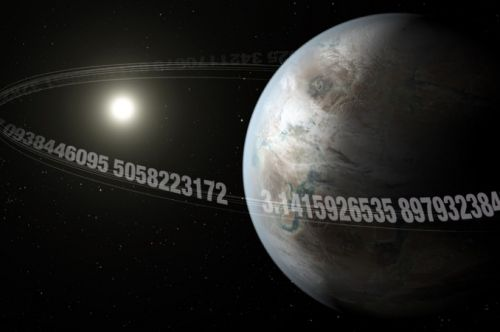 Researchers find exoplanet with pi-like 3.14-day orbit