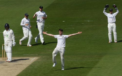 Sussex seamer Ollie Robinson in England squad for second Test against Pakistan