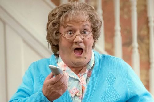 Mrs Brown's Boys could return at Christmas to spread some festive cheer