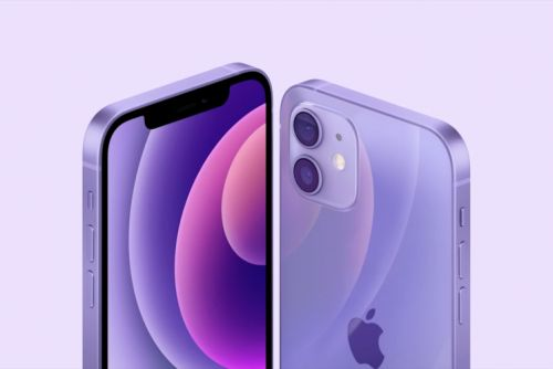 Apple debuts a stunning purple finish for iPhone 12 and 12 mini